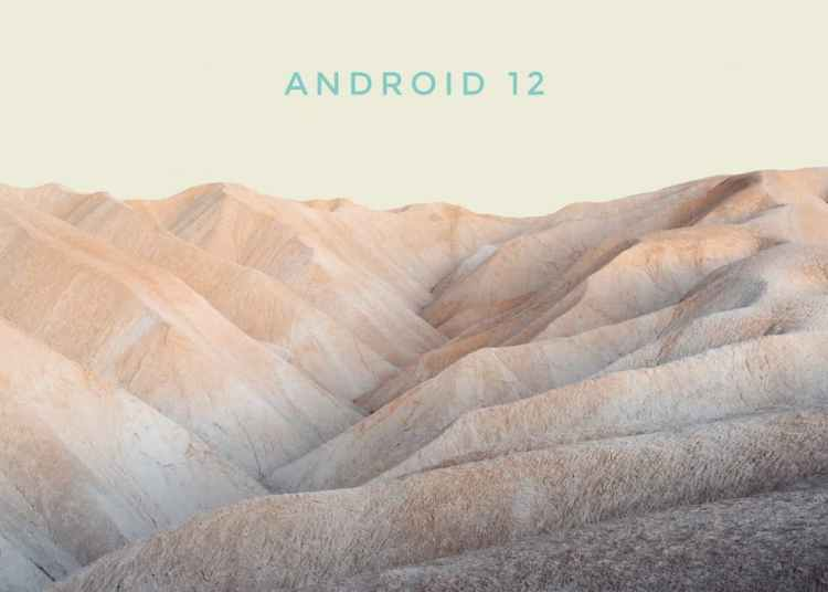 Download Android 12 System Wallpapers