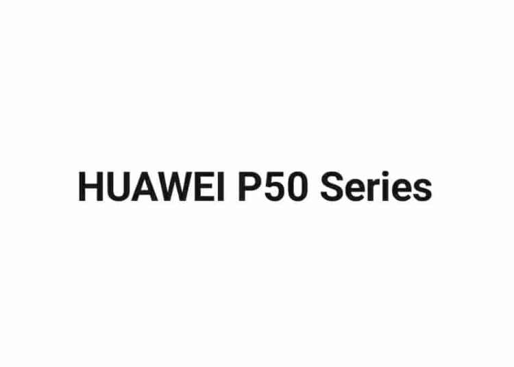 Huawei P50 Series Fully Re-designed ID