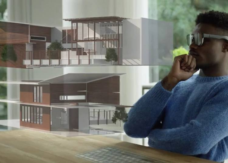 Samsung AR Glasses Lite Promotional Video showing Samsung's future plans regarding augmented reality wearables, while Samsung Holographic Vision demonstrate Next Wearable Computing.