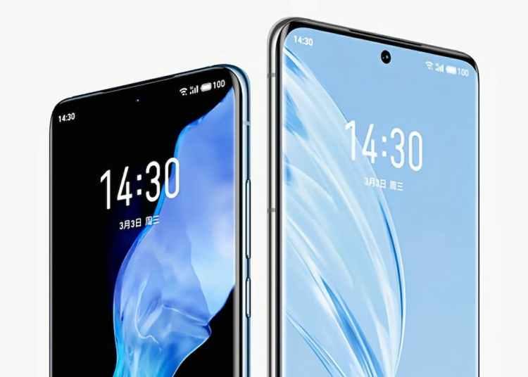 Meizu 18 Series Display Features