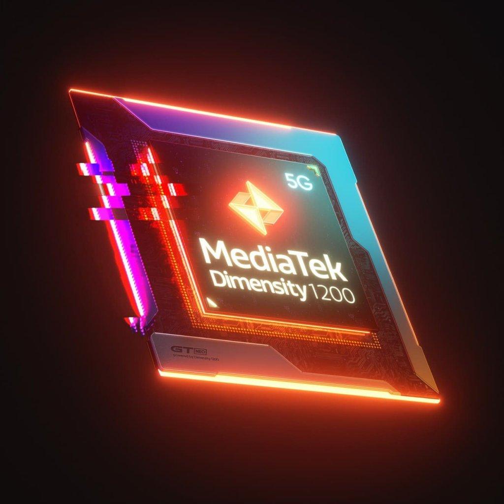 Realme GT Neo 5G MediaTek Dimensity 1200
