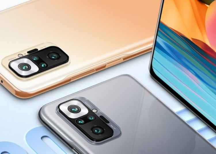 Redmi Note 10 Series Price and memory options