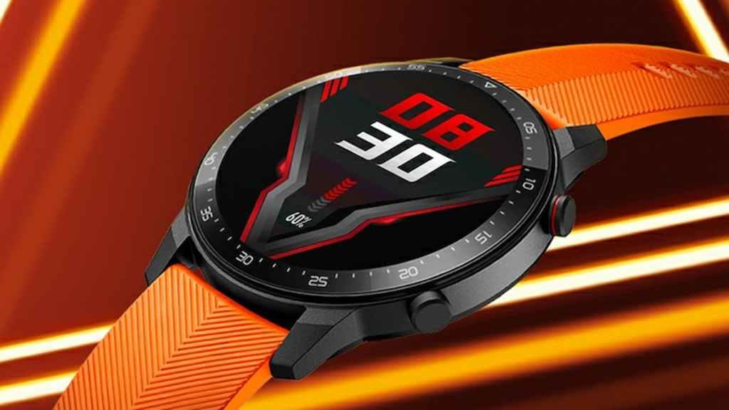 Red Magic Watch Debuts