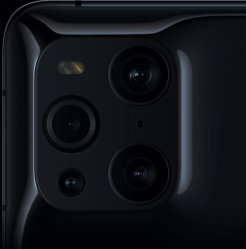 Oppo Find X3 Series Camera