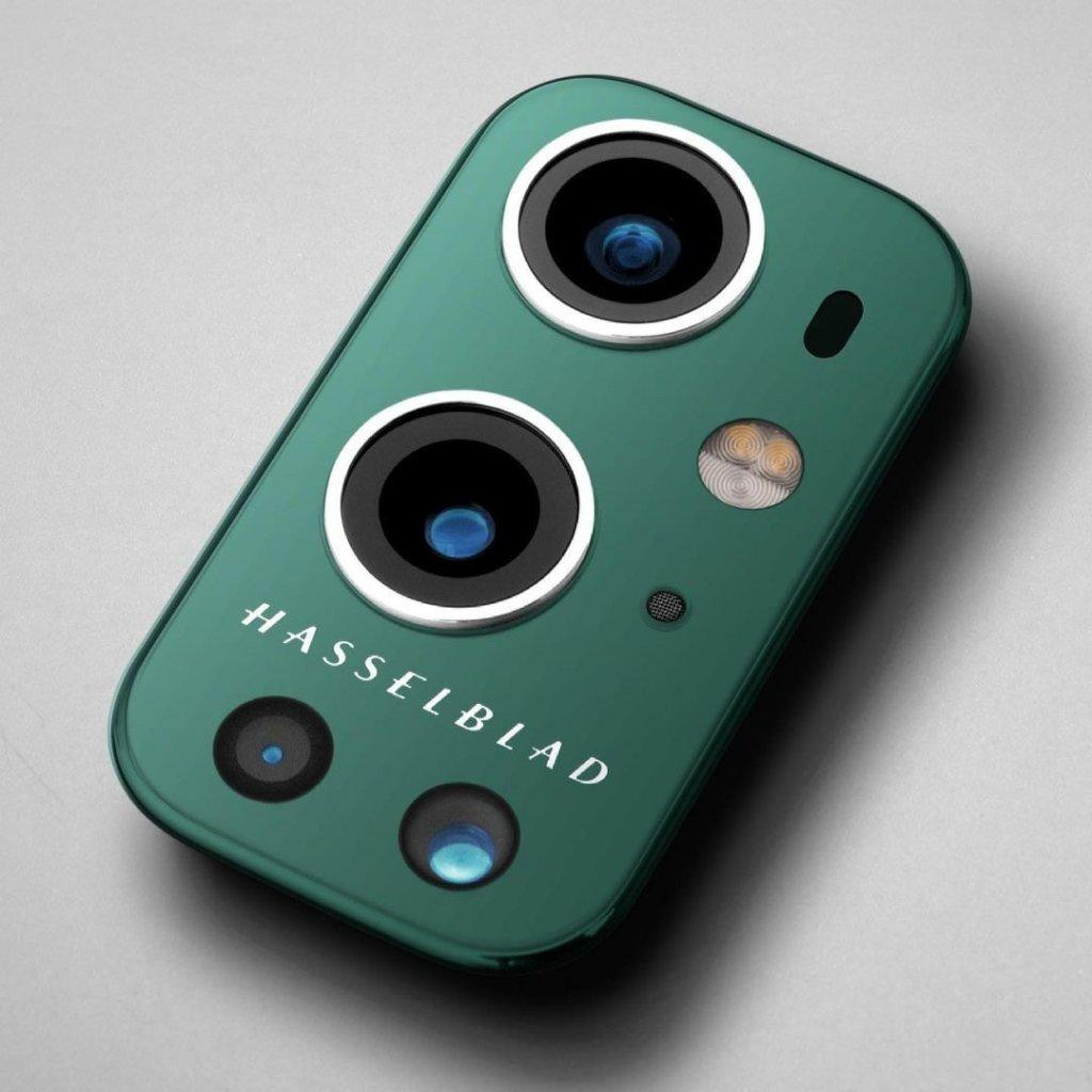 Amostras de câmeras OnePlus 9 Pro