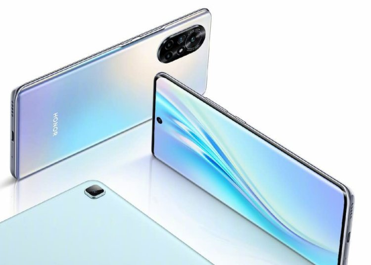 Highlights: Honor Magic X with Snapdragon 888, Honor Tablet 7 Appearance and Launch Confirmation, Honor V40 Light Luxury Edition specifications in detail