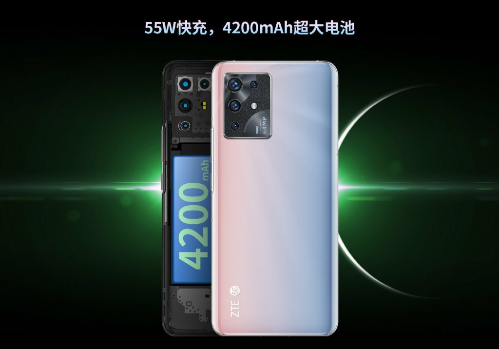 ZTE S30 Features