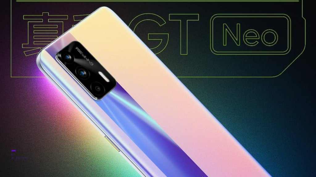 Realme GT Neo Camera and Design
