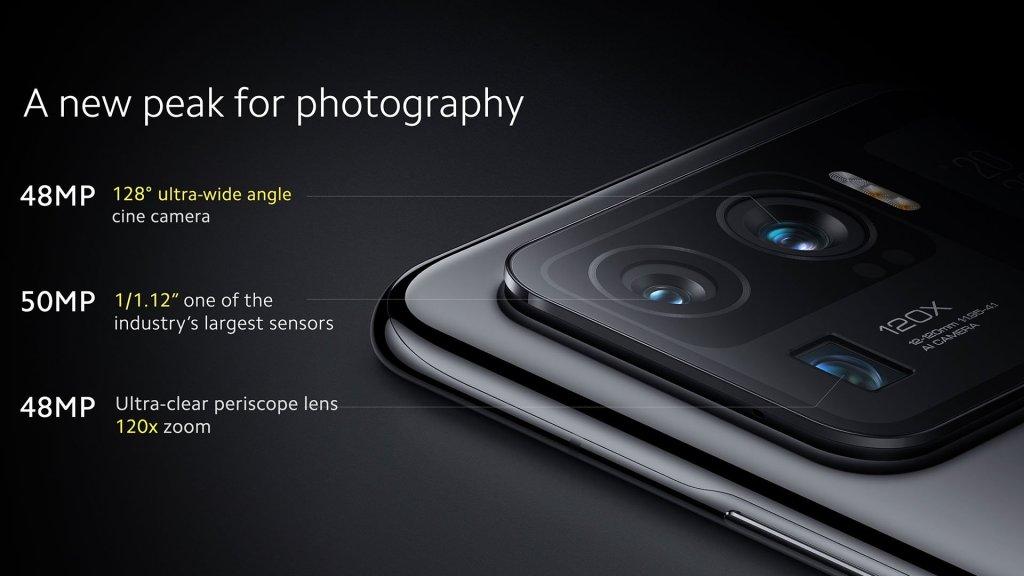 Xiaomi 11 Ultra Camera