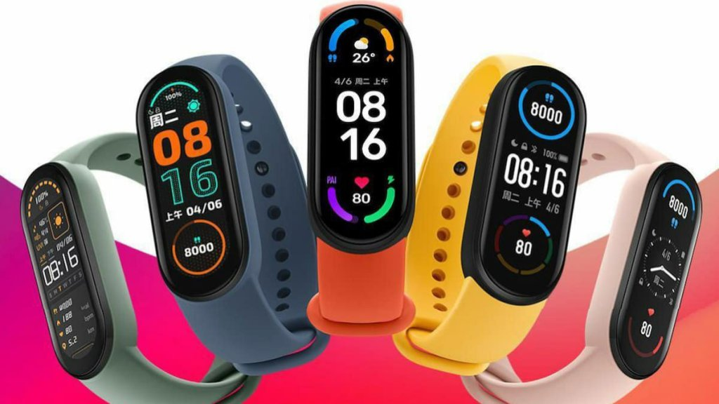 Mi Smart Band 6 Price and Specifications