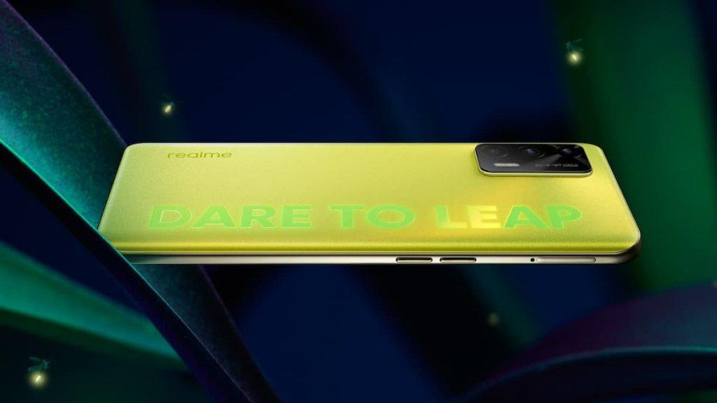Realme Q3 Pro Design