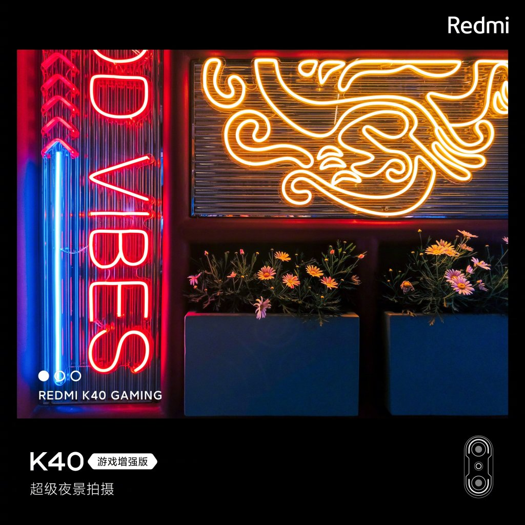 Redmi K40 Gaming Edition Camera Sample