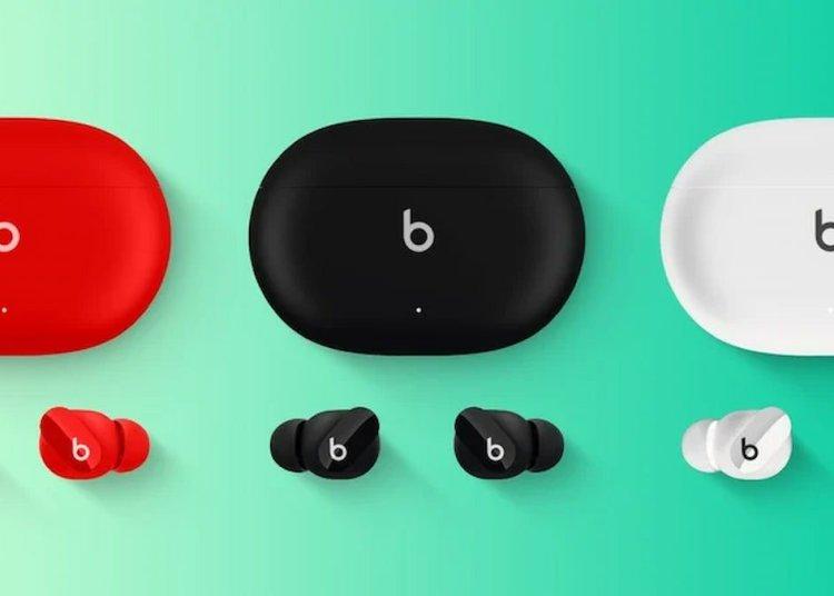 Apple Beats Studio Buds Images