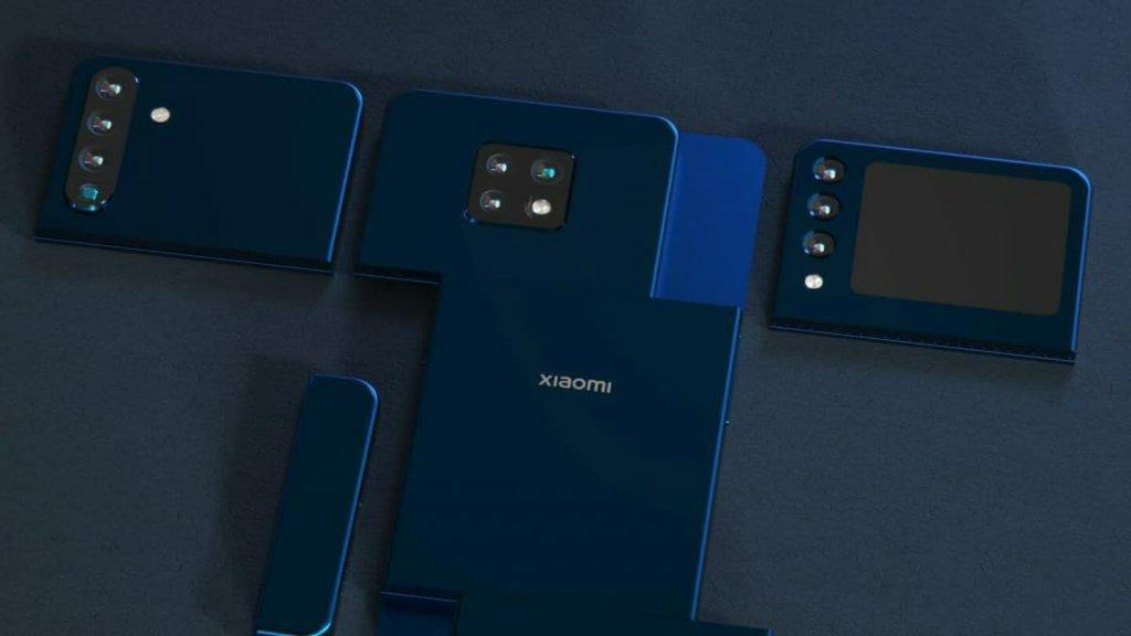 Xiaomi Modular Phone Patent
