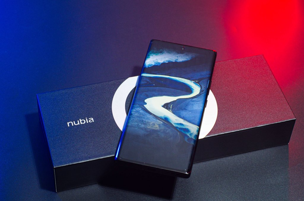 Nubia Z30 Pro Phone front