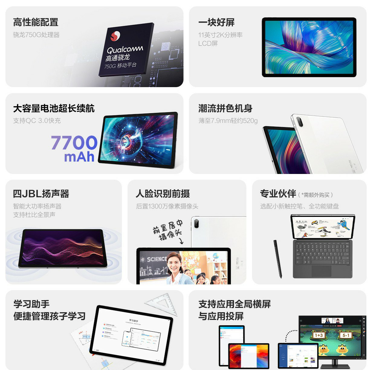 Xiaoxin Pad Plus