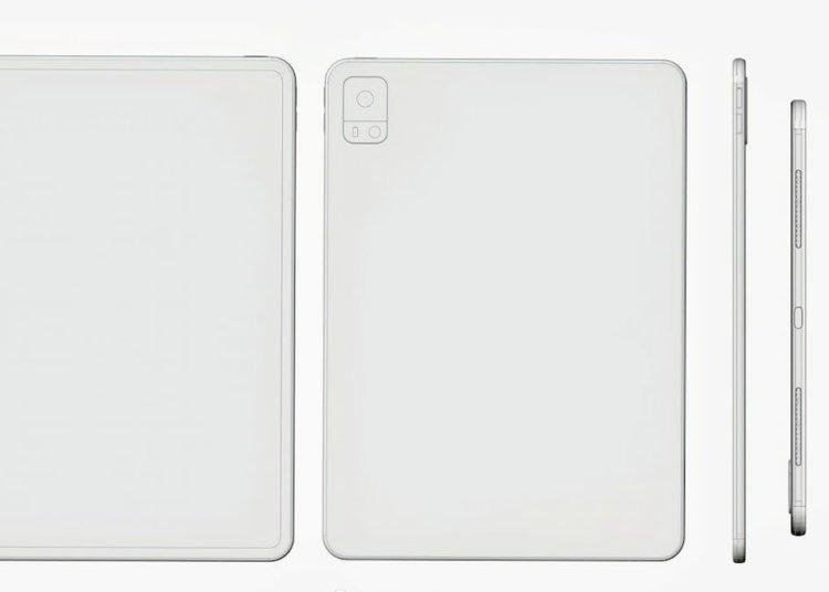 Vivo Tablet's Design Patent