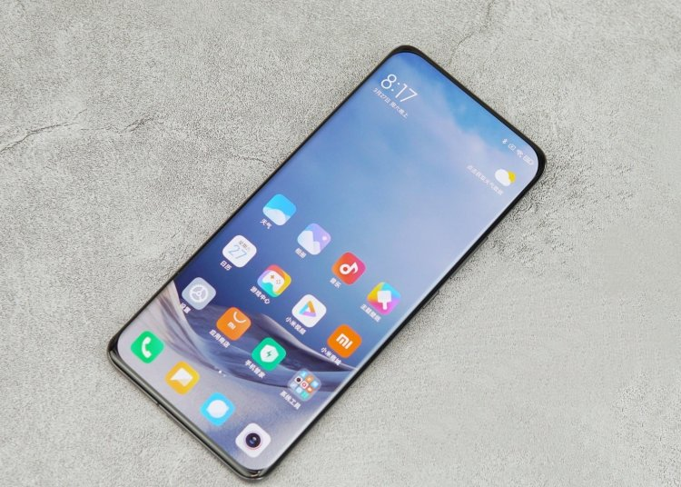 Xiaomi's Annual Flagship supports UWB (ultra-wideband) and Under-display camera