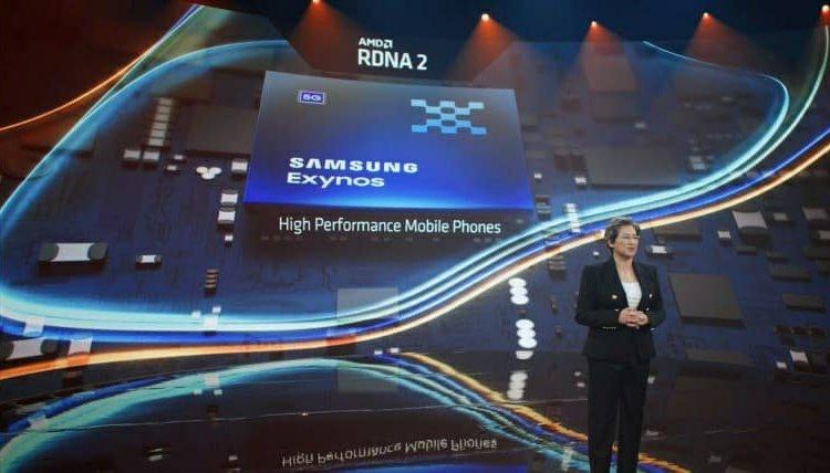 Samsung Exynos 2200 Performance
