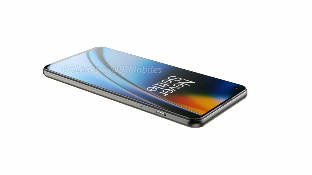 OnePlus Nord2 Renderings