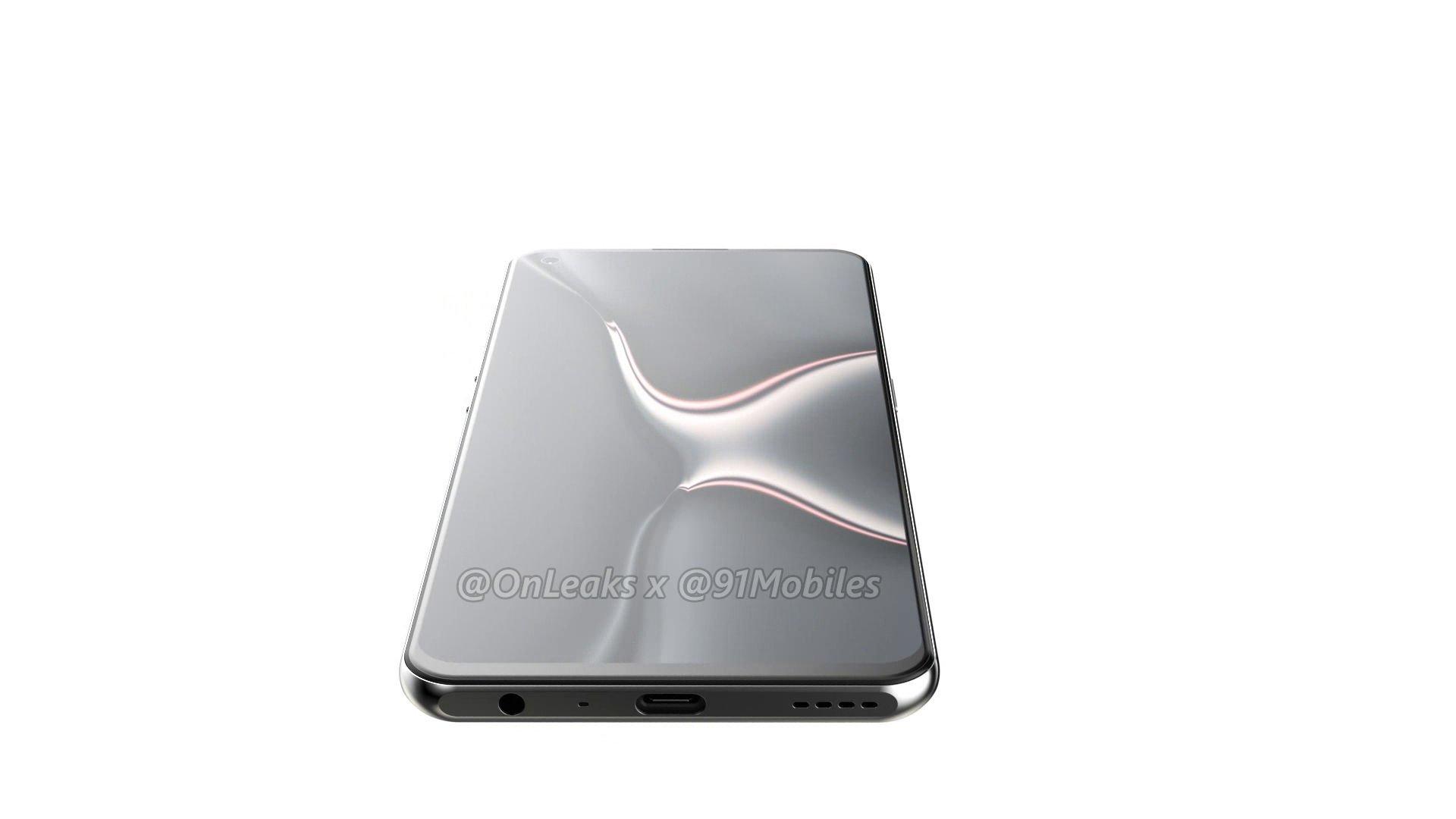Realme GT Master Edition Renderings