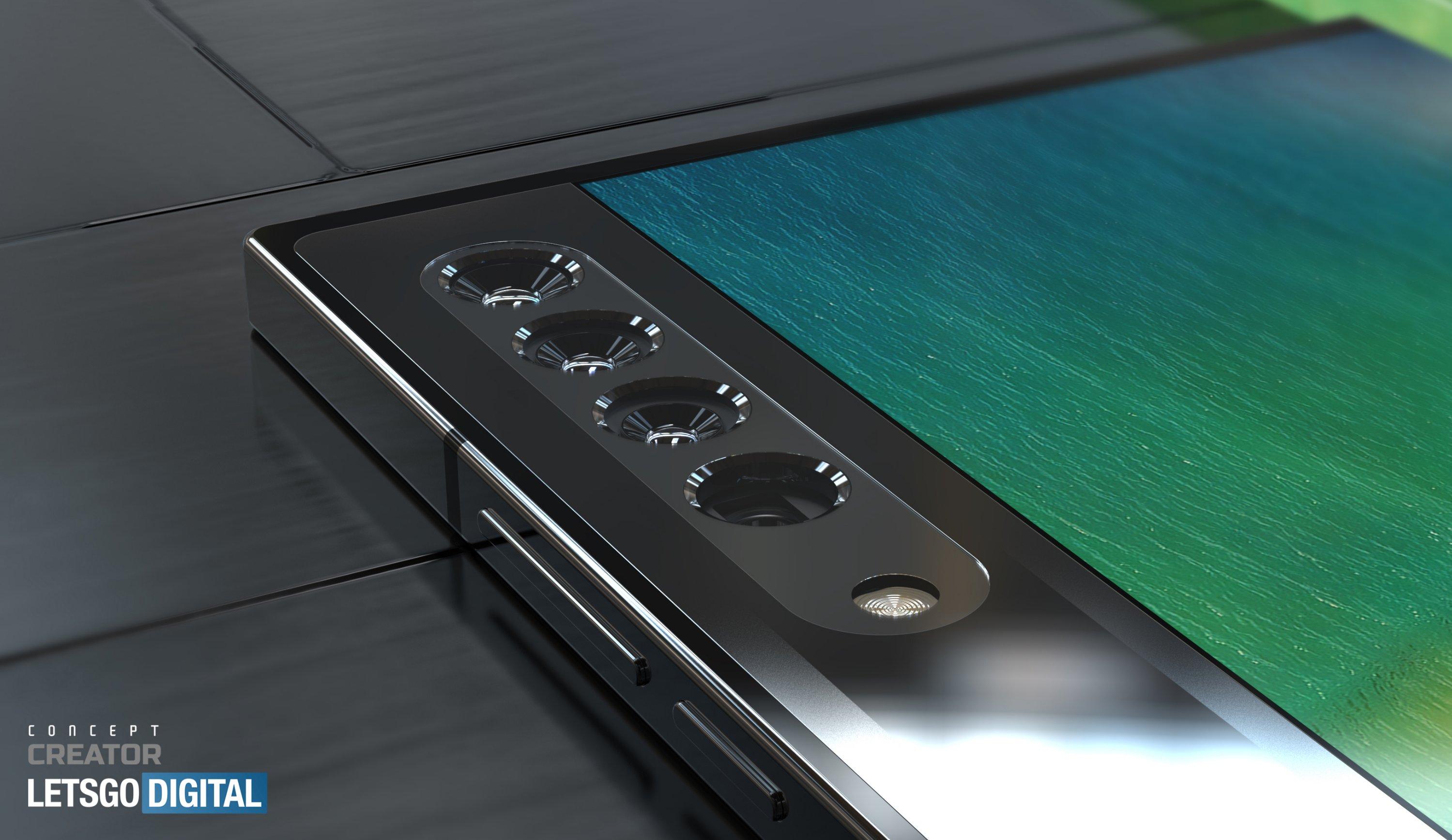 Oppo Wrap-around Screen Design Patent