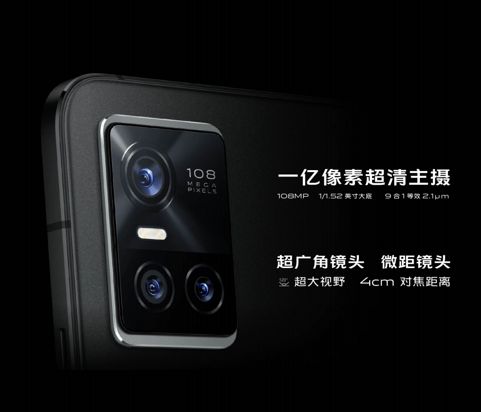 Vivo S10 Pro Camera