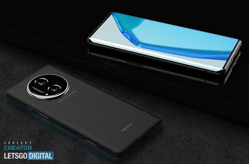 OnePlus 10 Pro Concept Rendering