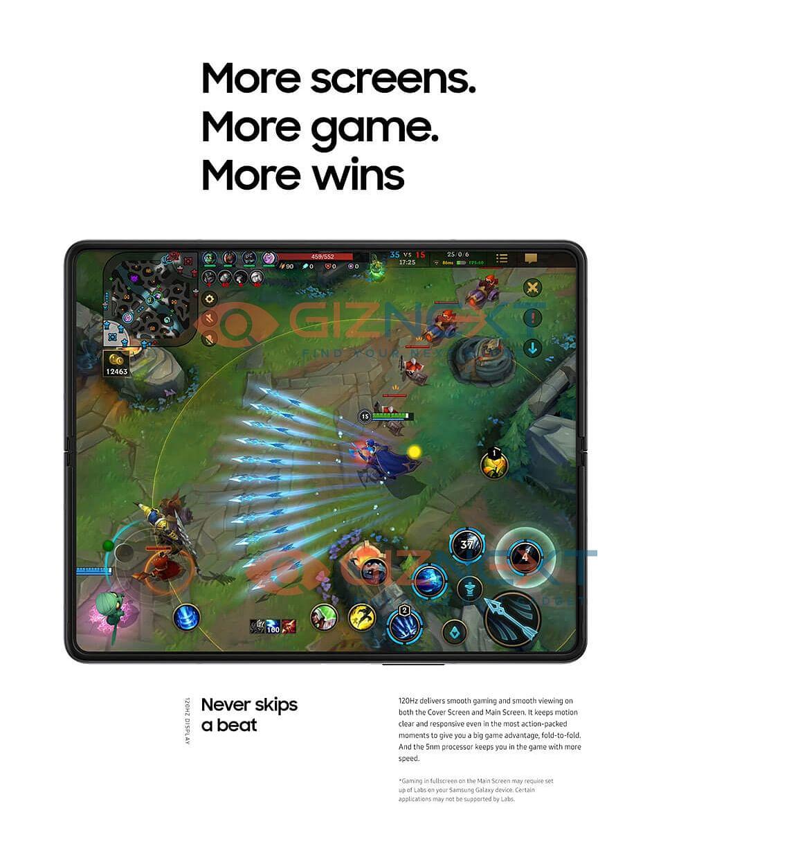 Samsung Galaxy Z Fold3 Product Brochure