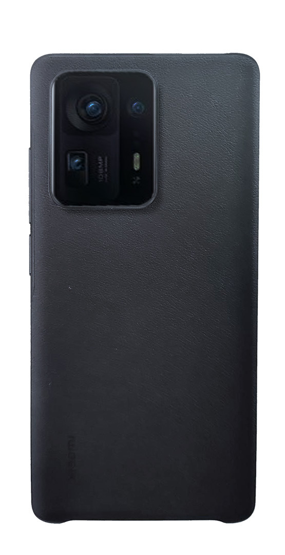 Xiaomi MIX 4 Leather Back Cover
