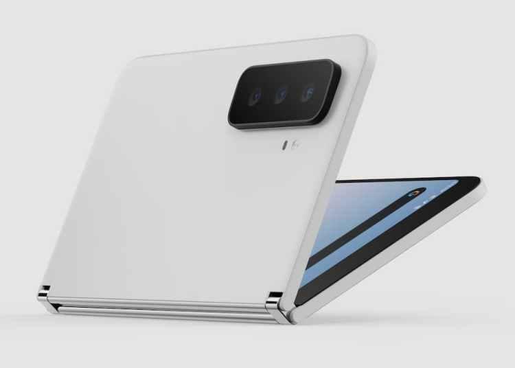 Microsoft Surface Duo 2 Renderings