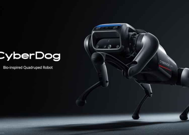 Xiaomi CyberDog Real-life Demo