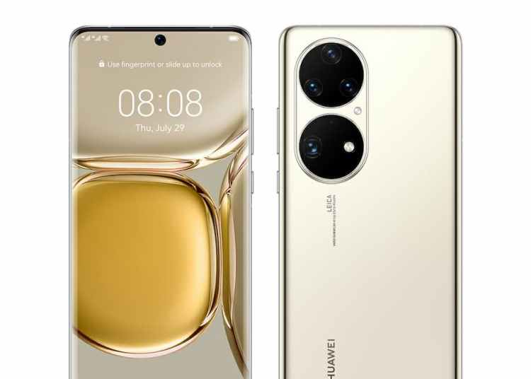 Huawei P50 Pro Display Dxomark Review