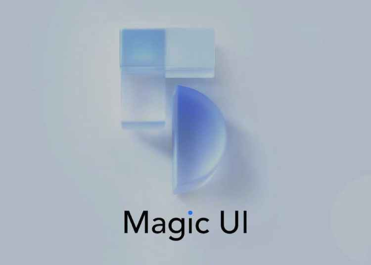 Honor Magic UI 5.0