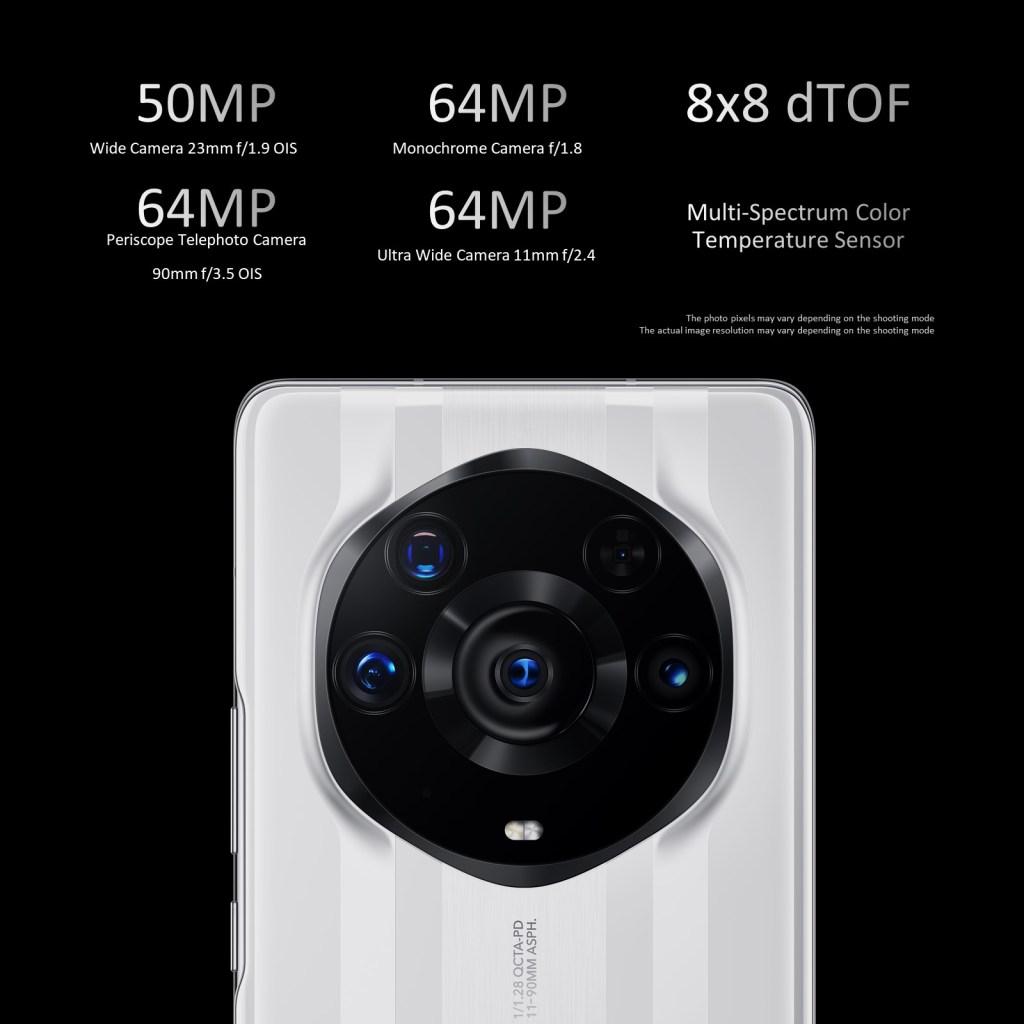 Honor Magic 3 Pro+ Camera