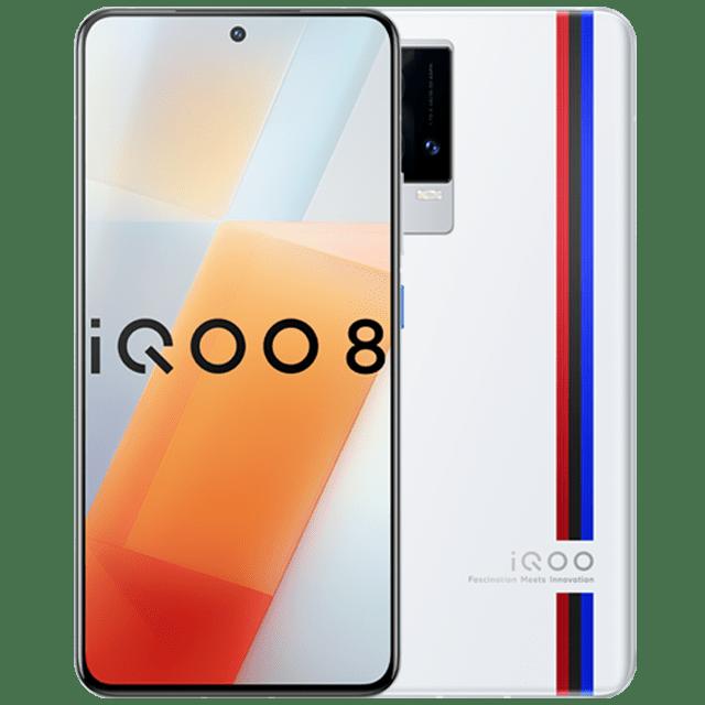 iQOO 8 Legendary Version