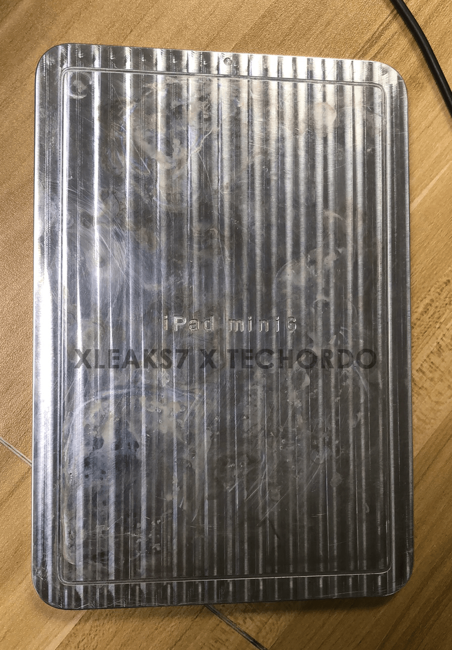 iPad Mini 6 mold