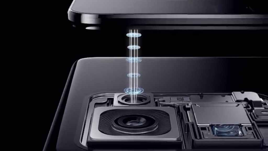 Xiaomi Mix 4 Free-form Lens