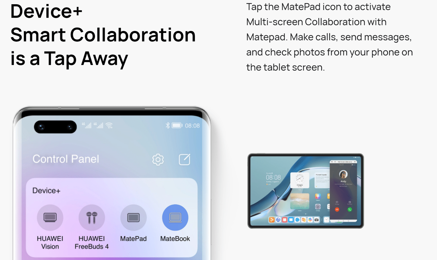 Huawei's EMUI 12 Features