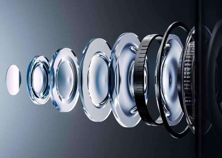 Vivo X70 Series Packs Zeiss Original Glass Lens