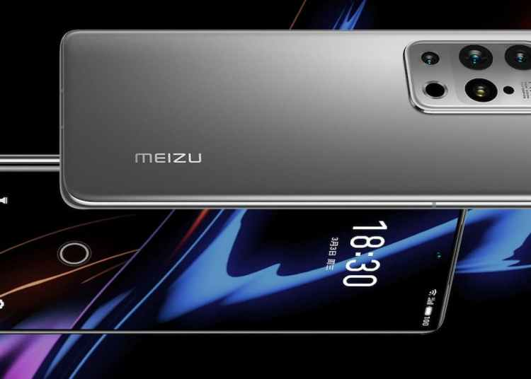 Meizu 18x, 18s, 18s Pro Battery and Charging Speed Unveiled