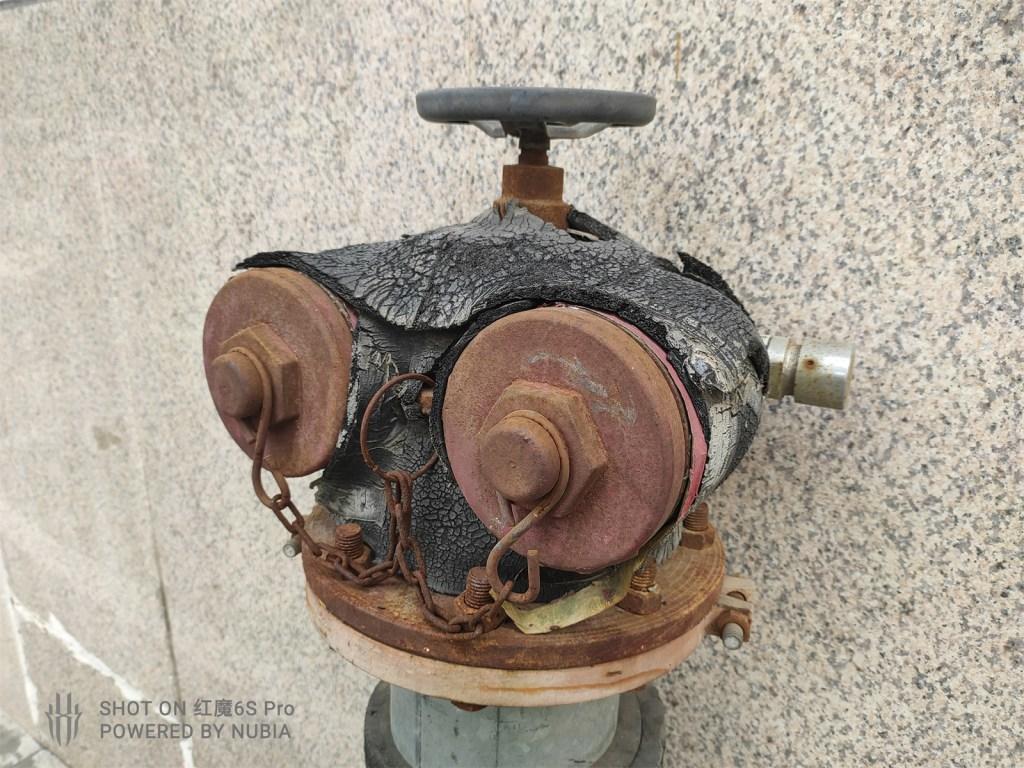 Fire Hydrant (Main Camera Default 16MP f/1.8 ISO-100)