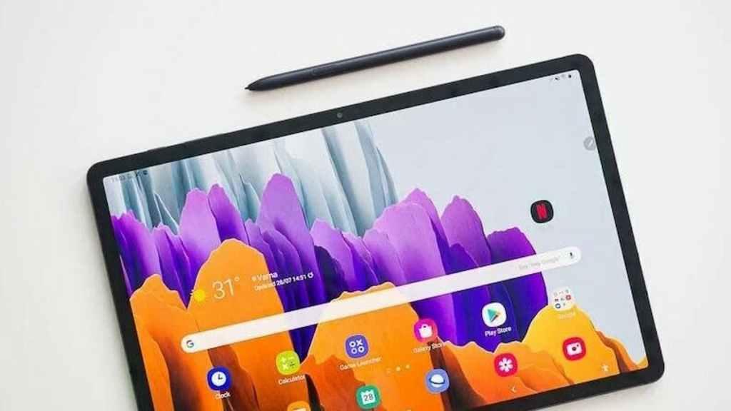 Samsung Galaxy Tab S8 Ultra with Exynos 2200