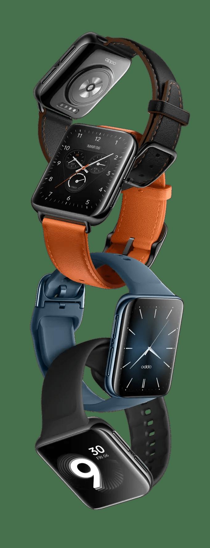 OPPO Watch 2 ECG Version Debuts Millisecond Precision ECG Detection