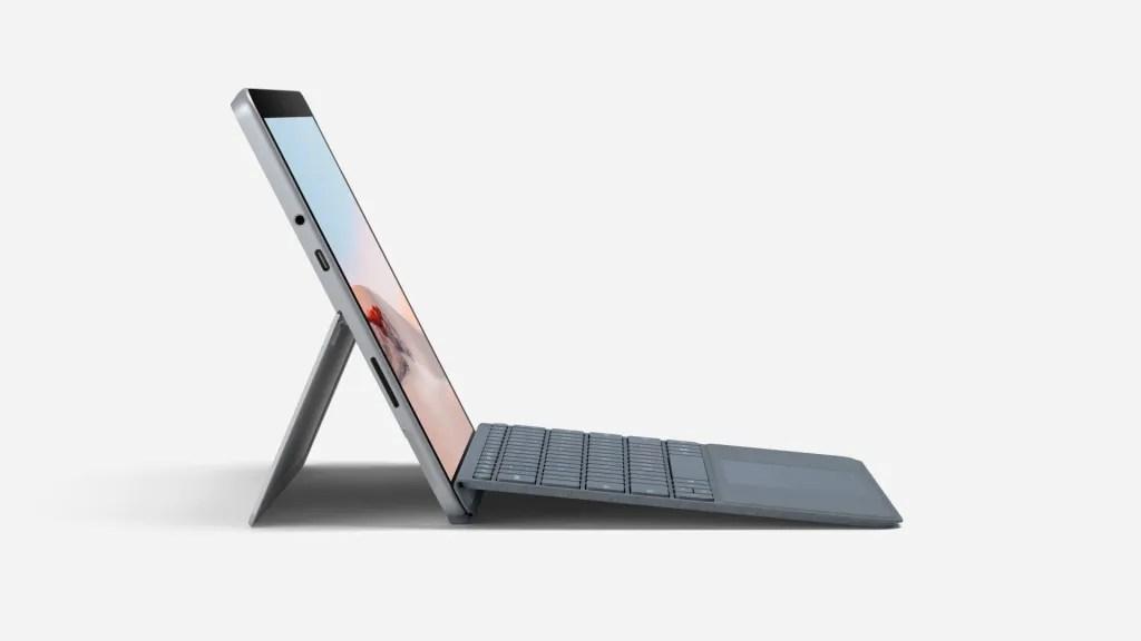 Microsoft Surface Go 3 renderings