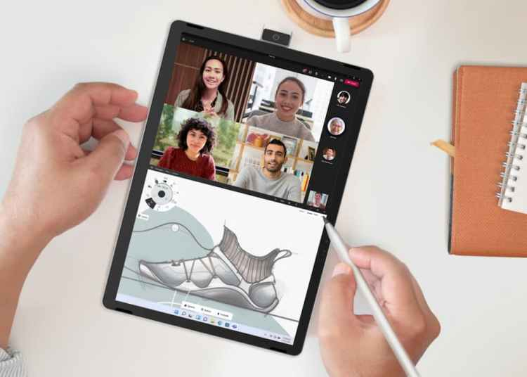 HP 11 inch Tablet PC