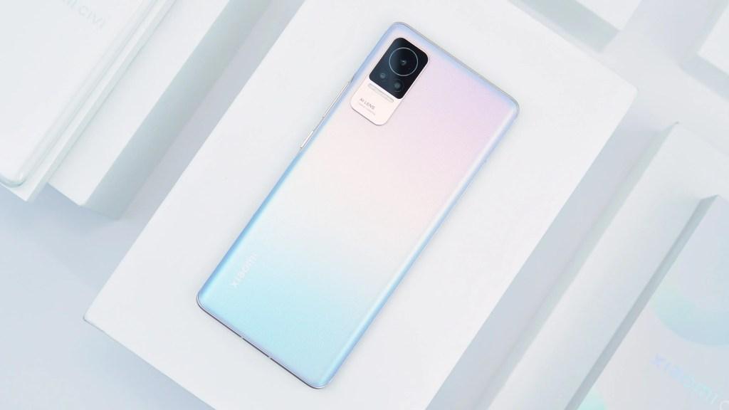 Xiaomi CIVI rear