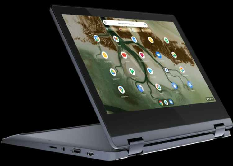 New Lenovo Chromebook Series For India