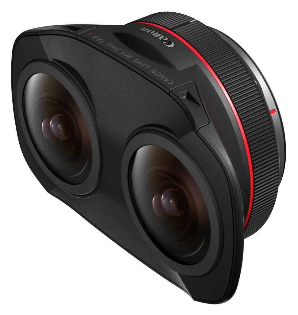 Canon RF5.2mm f/2.8L Dual Fisheye Lens