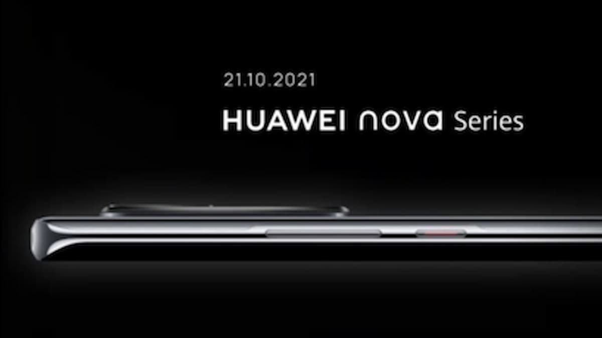 Huawei Nova 9 Series Global Debut